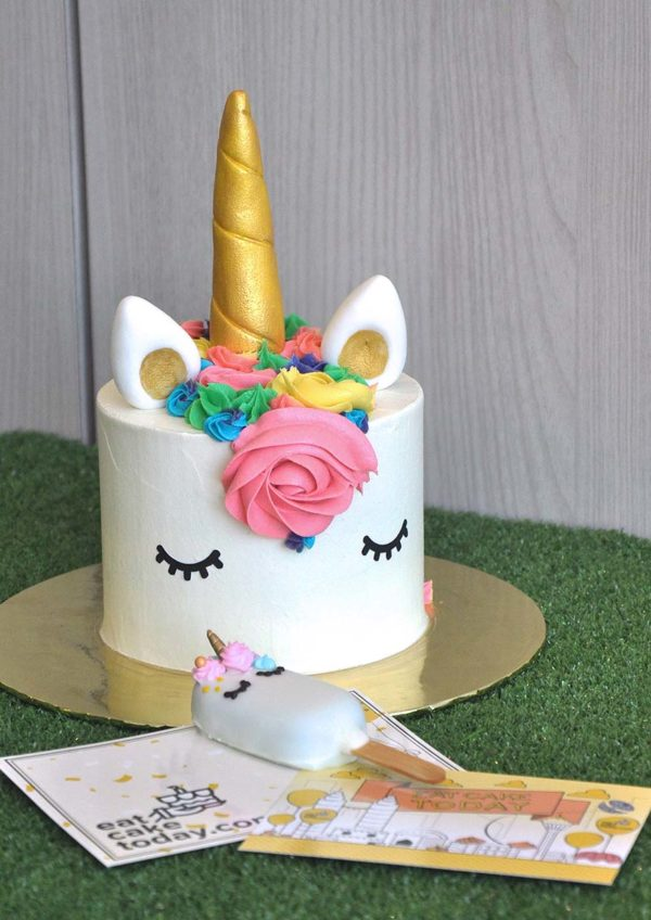eat cake today online ordering unicorn project cake therapy