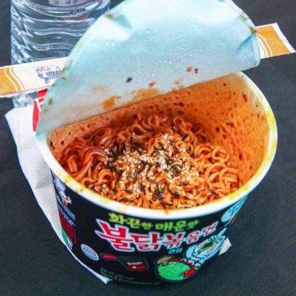 gyeonggi-do korea food festival klang parade spicy noodle