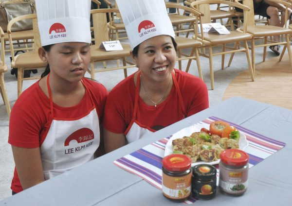 my fun cooking lee kum kee desa home one space participant