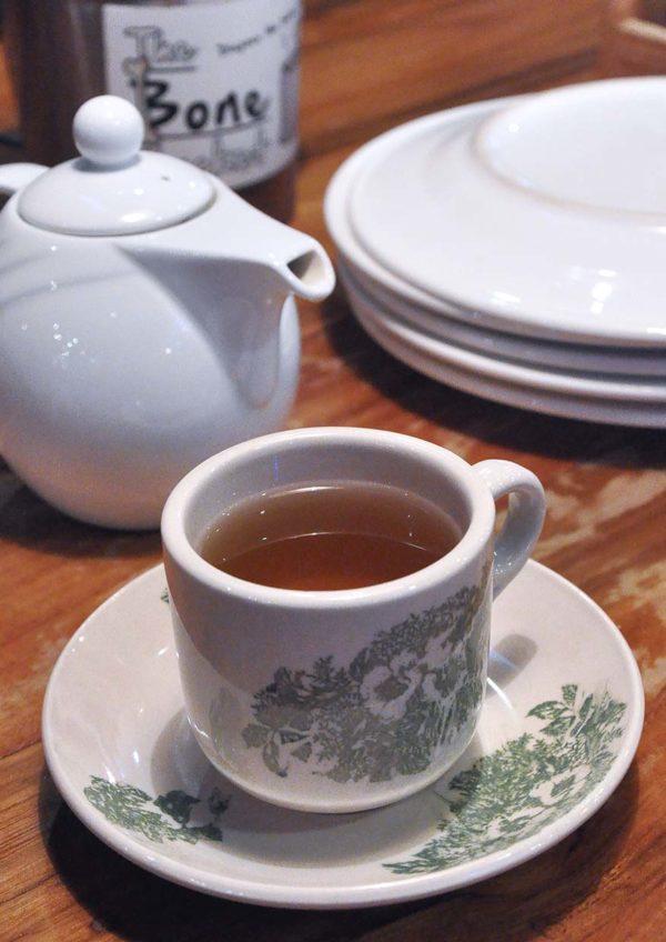 naughty nuri's balinese food atria shopping gallery ginseng chrysanthemum tea