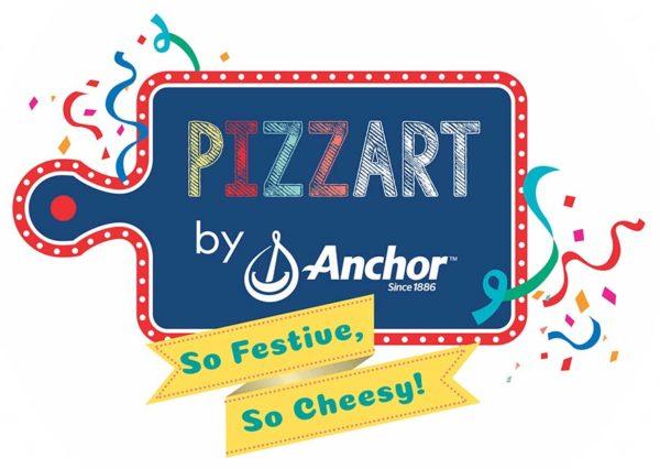 pizzart campaign second season anchor food professionals logo