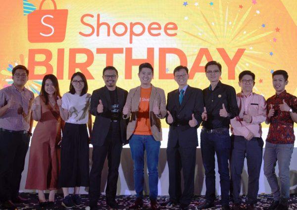 shopee 2nd anniversary celebration merchant