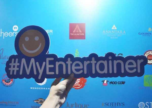 the entertainer malaysia 2018 buy one get one free logo