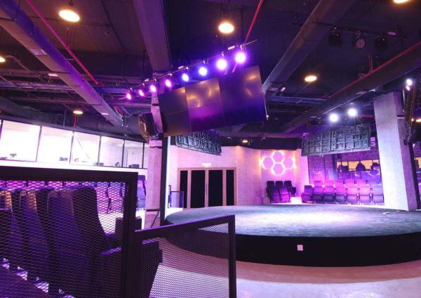 the pantheon nvidia platinum esports arena one space one city auditorium