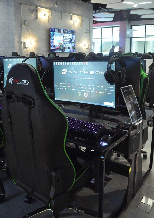 the pantheon nvidia platinum esports arena one space one city gaming pc