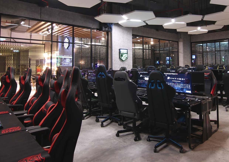 5-Star Gaming Experience @ The Pantheon, One Space One City, Subang Jaya