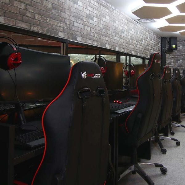 the pantheon nvidia platinum esports arena one space one city private room