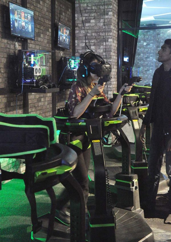 the pantheon nvidia platinum esports arena one space one city vr zone