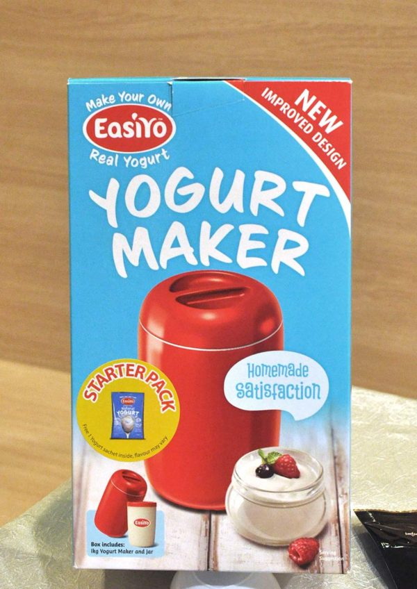 aeon taste new zealand food fair easiyo yogurt maker