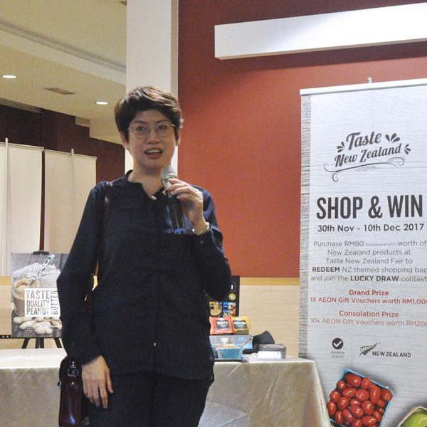 aeon taste new zealand food fair tam poh poh nzte