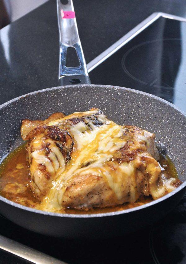 chefology mccormick blogger meet and greet cheesy black pepper chicken