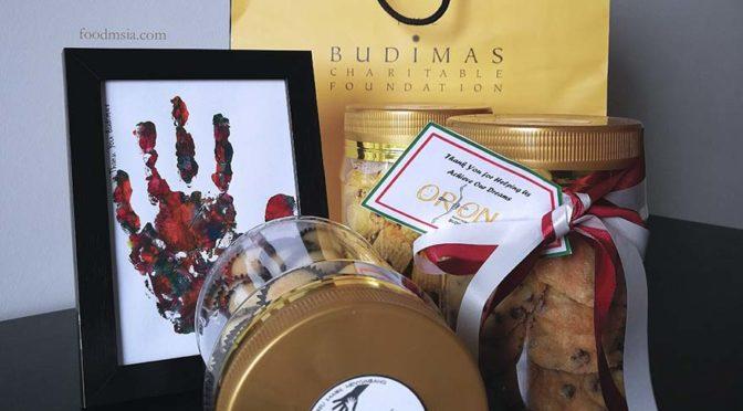 Christmas Cookies Baking Project @ Budimas Orion Home Children