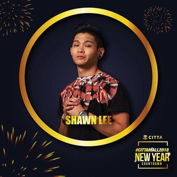 citta mall ara damansara new year countdown 2018 beatboxing shawn lee