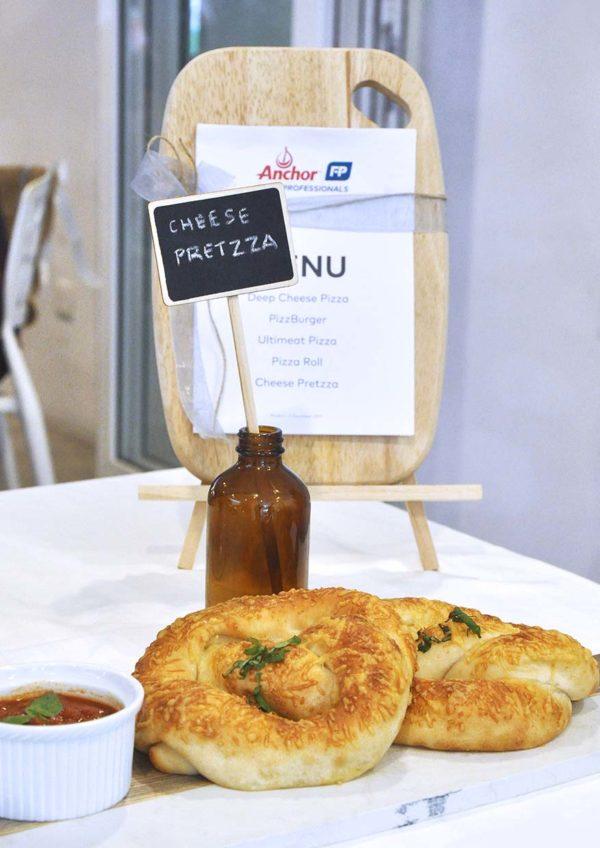 fonterra anchor food professionals pizzart artisanal cheese pretzza