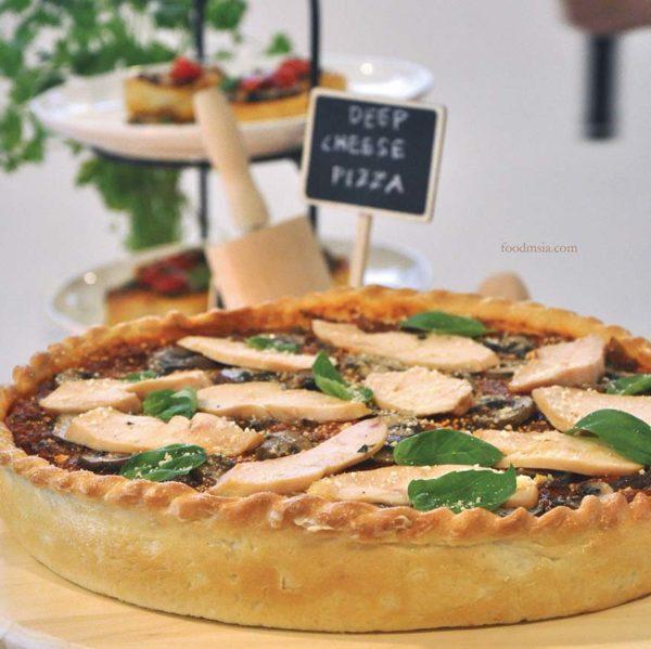 fonterra anchor food professionals pizzart artisanal deep cheese pizza