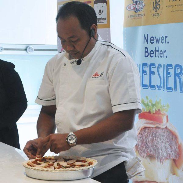 fonterra anchor food professionals pizzart artisanal pizza chef firuz