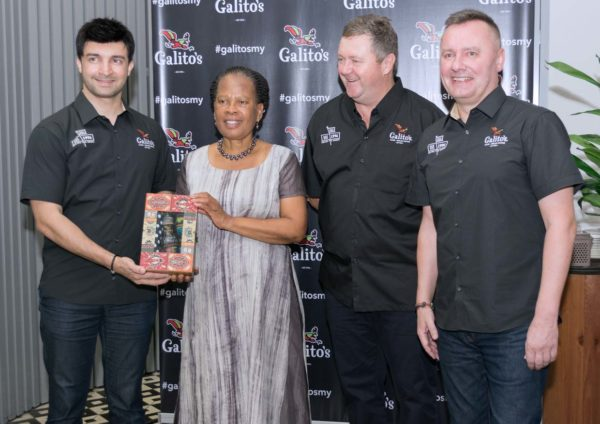 galitos south african cuisine her excellency samkelisiwe isabel mhlanga