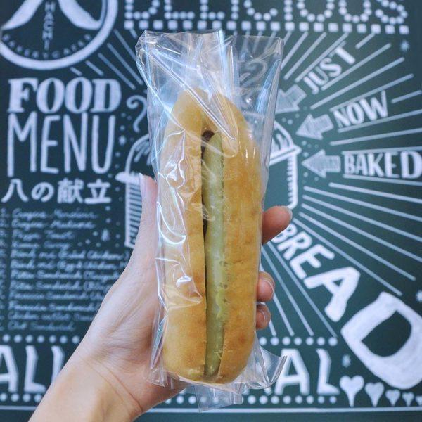 hachi bakery cafe plaza damas sri hartamas japanese stick bread