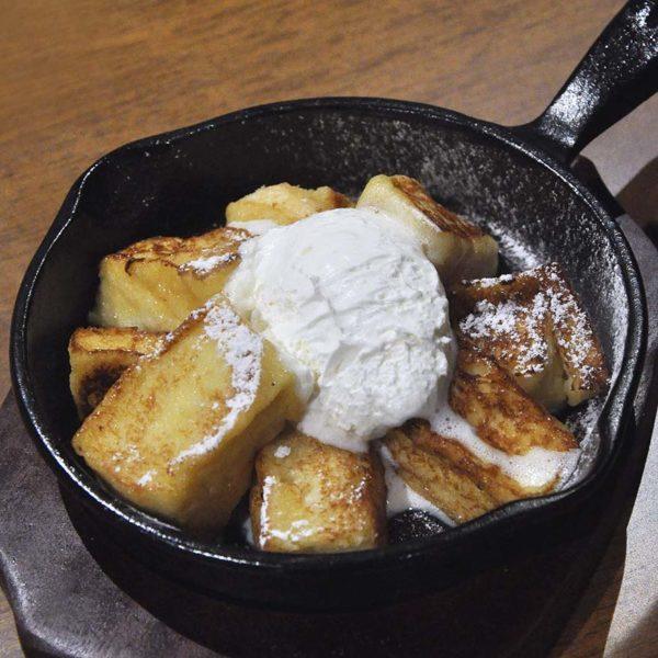 hoshino coffee japanese cafe mid valley malaysia french toast