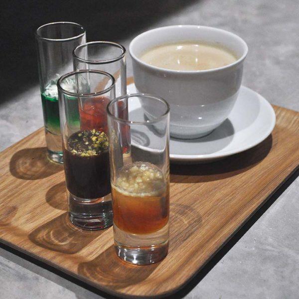 hoshino coffee japanese cafe mid valley malaysia milkcoffee