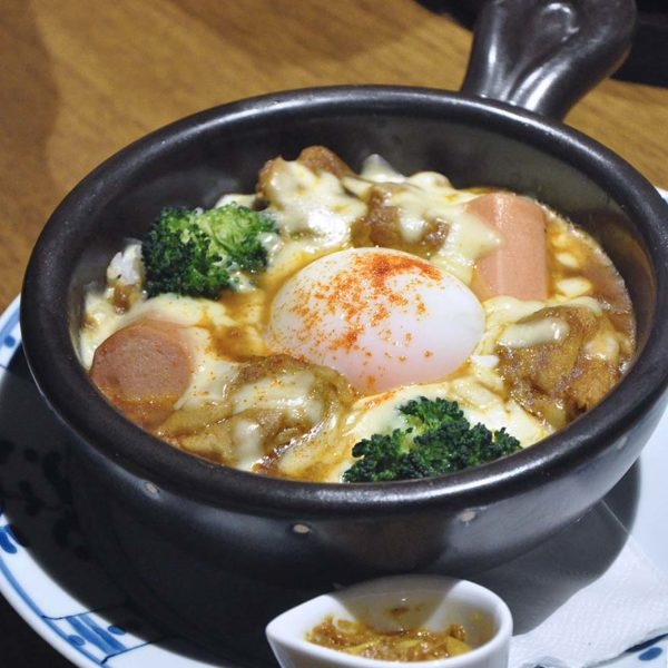 hoshino coffee japanese cafe mid valley malaysia pot baked curry rice