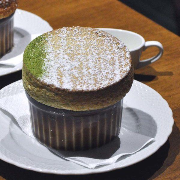 hoshino coffee japanese cafe mid valley malaysia pot baked souffle