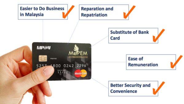 mapem pay prepaid mastercard malaysia benefits