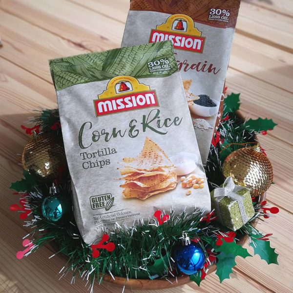 Healthier Snacking Alternatives With Mission Foods Tortilla Chips