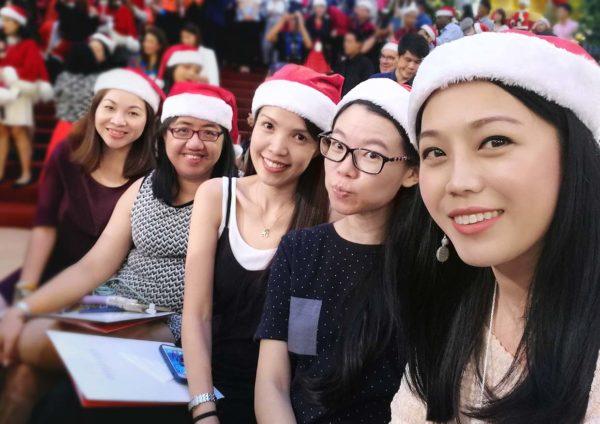 pavilion kl christmas 2017 blogger friends