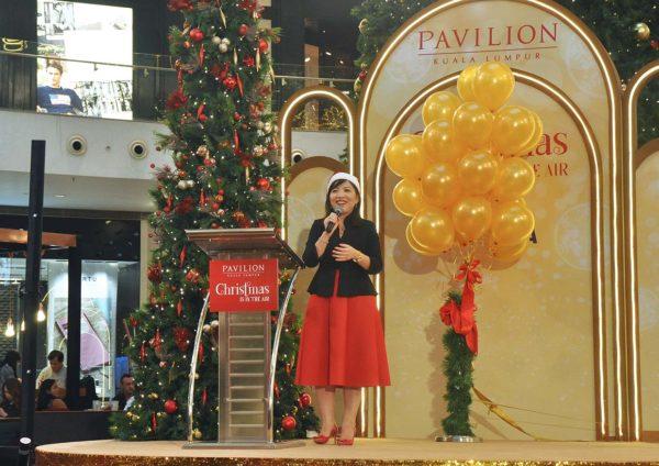 pavilion kl christmas 2017 kung suan ai