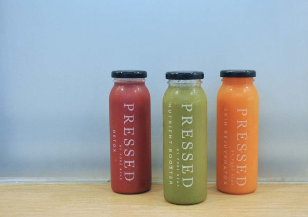 poke bear sunway pyramid cold pressed juice