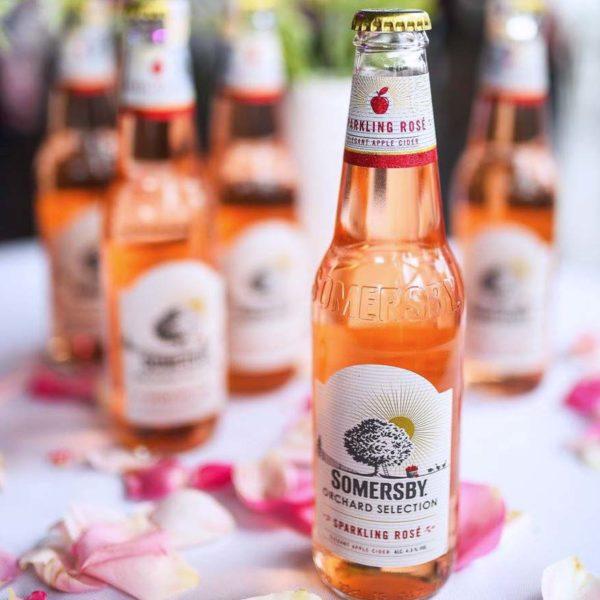 somersby sparkling rose apple cider