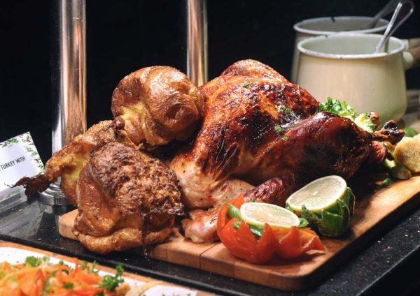 temptations renaissance kuala lumpur hotel christmas turkey