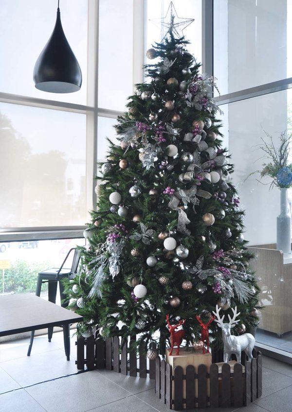 the forum kl desa sri hartamas christmas menu tree