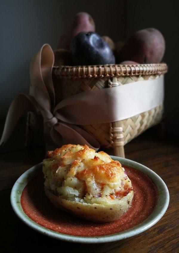 u.s. potatoes baked cheese recipe