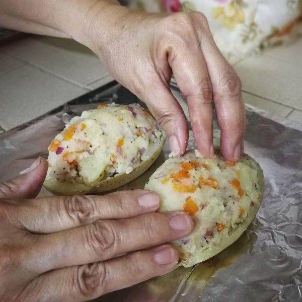 u.s. potatoes baked cheese recipe stuffed