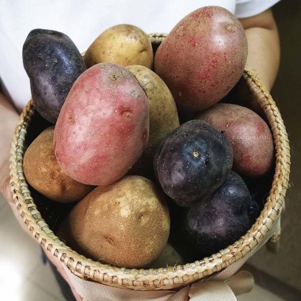u.s. potatoes baked cheese recipe varieties
