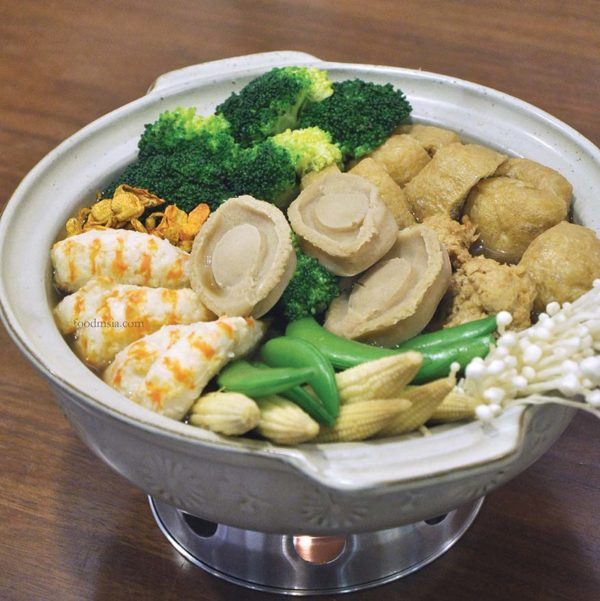 bms organics chinese new year prosperity treasure pot