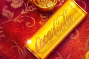 Auspicious Chinese New Year With Coca-Cola