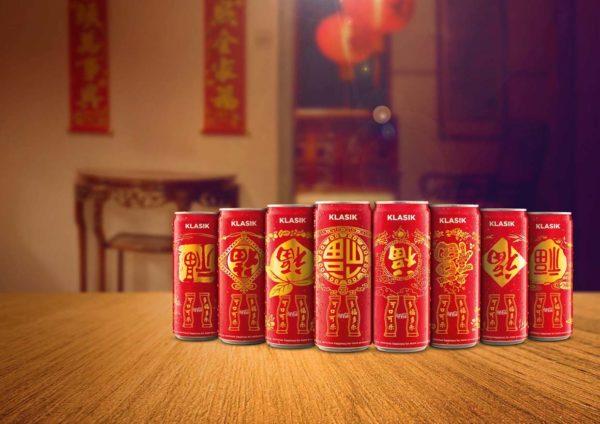 coca-cola malaysia chinese new year design