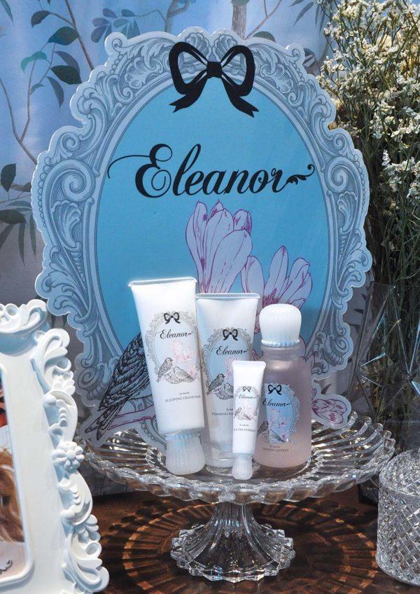 eleanor cosmetics brand sasa malaysia la marine