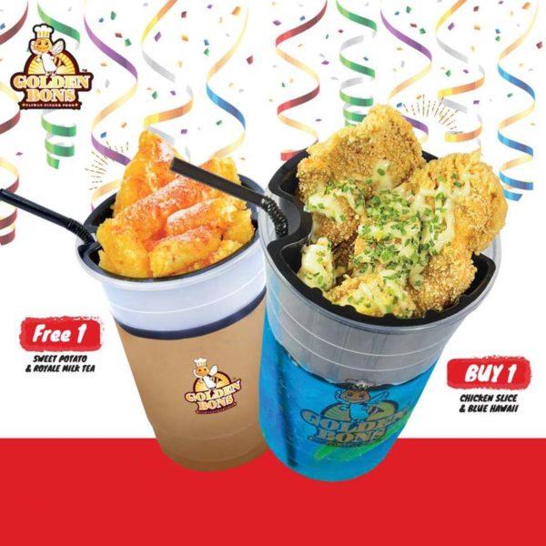 golden bons taiwanese food sunway velocity mall buy 1 free 1