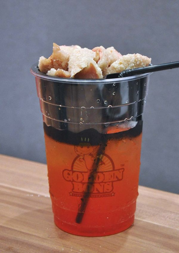golden bons taiwanese food sunway velocity mall sip n snack squid ring
