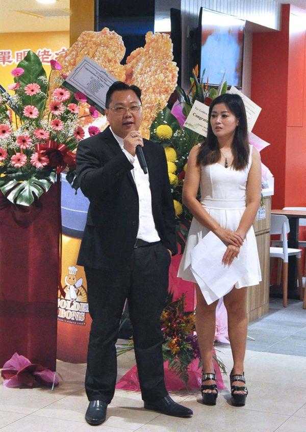 golden bons taiwanese food sunway velocity mall speech