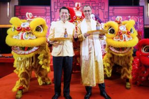 Overflow With Prosperity This Chinese New Year With Tiger Beer