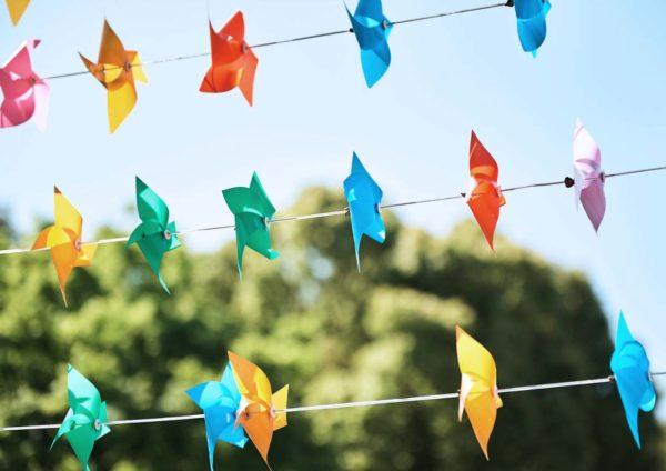 iringan bayu seremban township negeri sembilan playground of the wind pinwheels