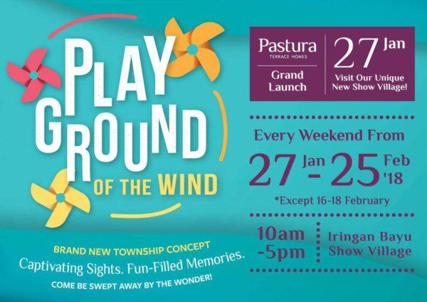 iringan bayu seremban township negeri sembilan playground of the wind