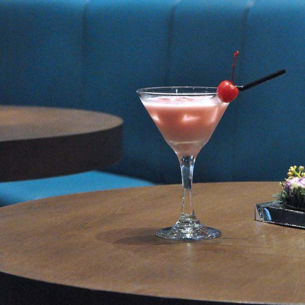 mandala cafe bar publika kuala lumpur pink cocktail
