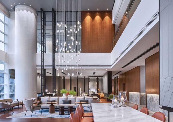 new world petaling jaya hotel lobby