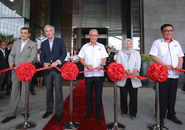 new world petaling jaya hotel opening ceremony